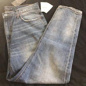 Lucky brand high rise Bridgette skinny jeans